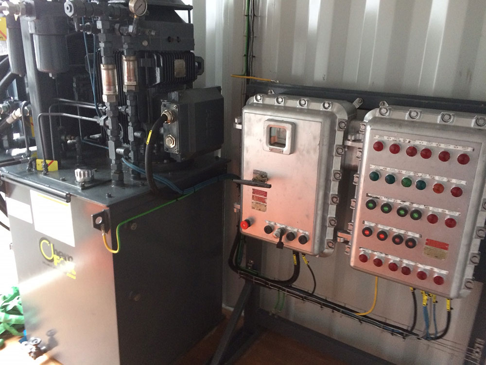 ChemFOR Solids Control